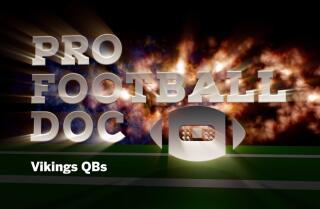 Pro Football Doc: Vikings QBs