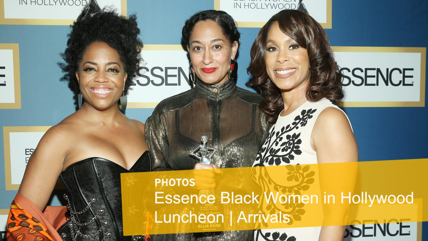 2016 Essence Black Women in Hollywood Luncheon | Arrivals