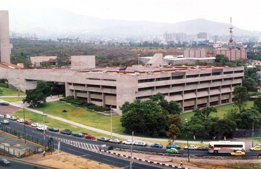 Fotografía de archivo del Colegio de México. EFE/Archivo