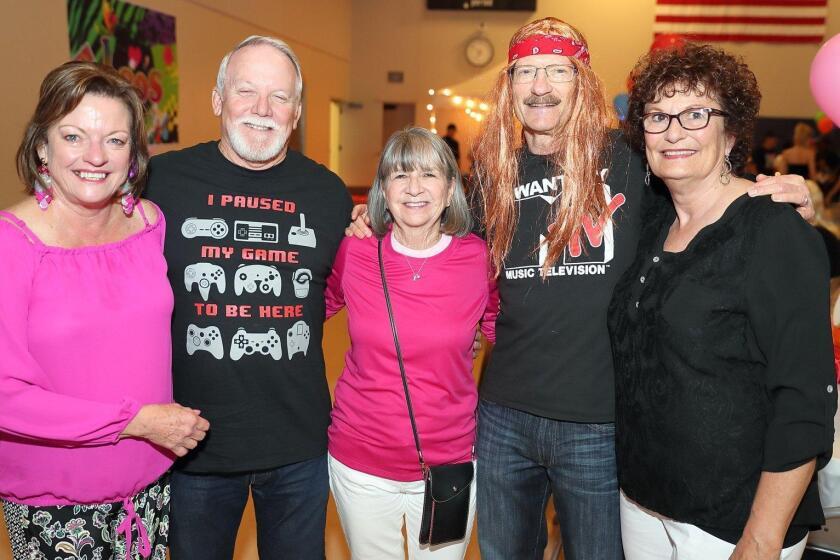 Patty and Bill Williamson, Betsy Carlin, Rod Smith, Margaret Heveron