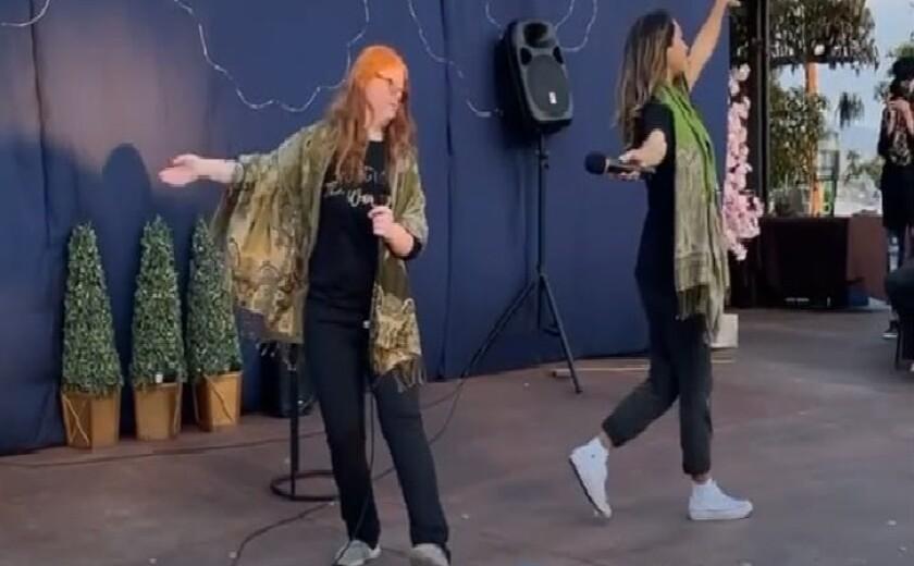 D'Vine talent show Fallbrook