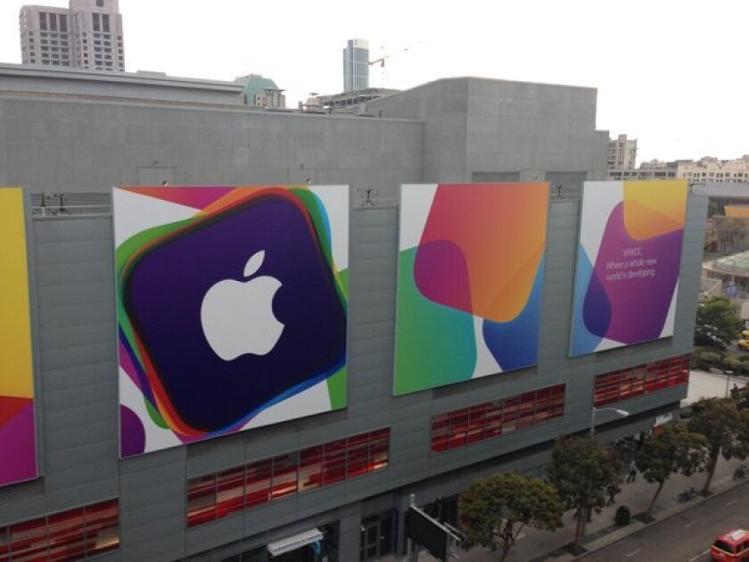 Apple is kicking off its Worldwide Developers Conference at San Francisco's Moscone Center with a keynote event.