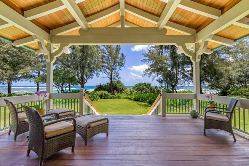 Craig T Nelson Seeks 14 Million For 5 Acre Estate On Kauai S
