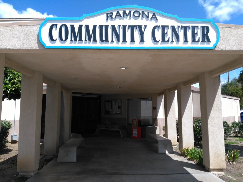 The Ramona Senior Center seeks candidates to fill a board vacancy.