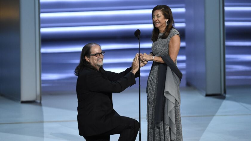 Glenn Weiss and Jan Svendsen