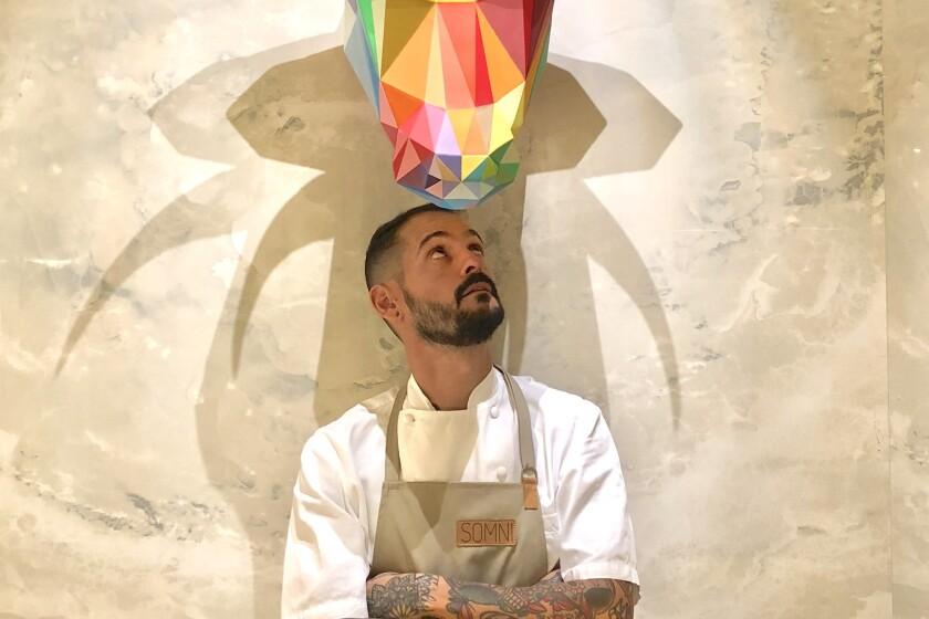 Chef Aitor Zavala