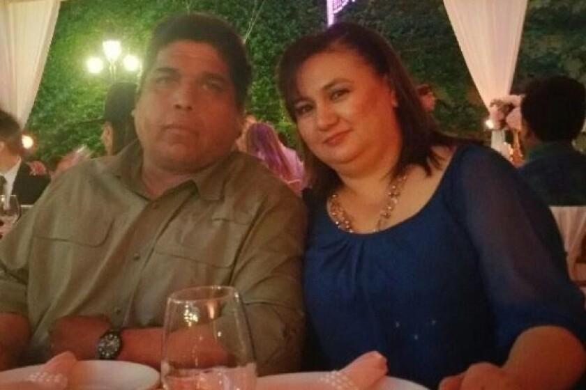 Julian and Reyna Gonzalez