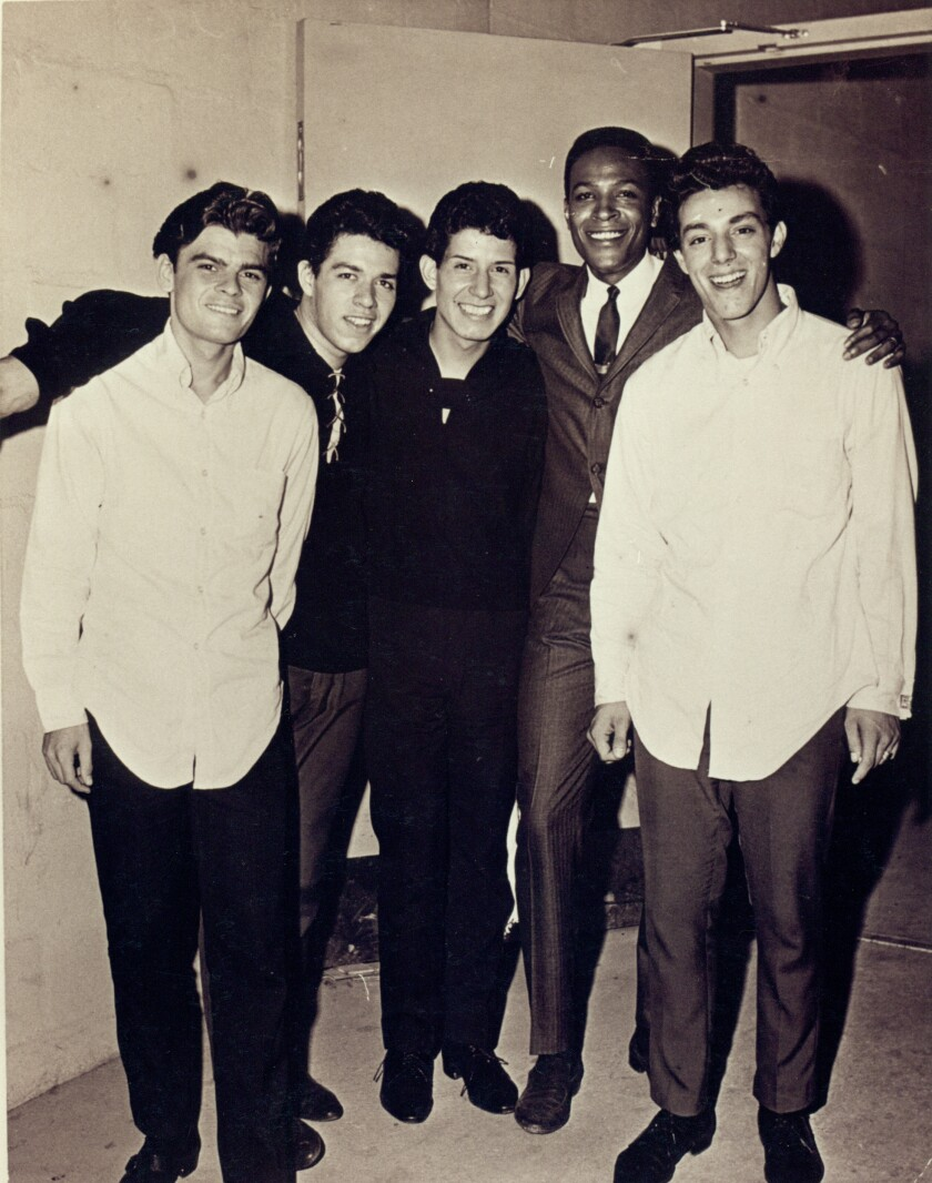 Cannibal and the Headhunters with Marvin Gaye