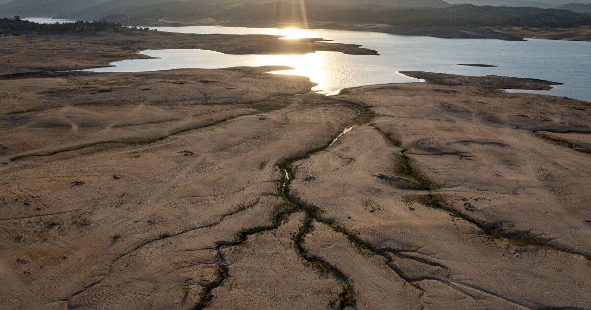 As drought worsens, regulators impose unprecedented water restrictions on California farms