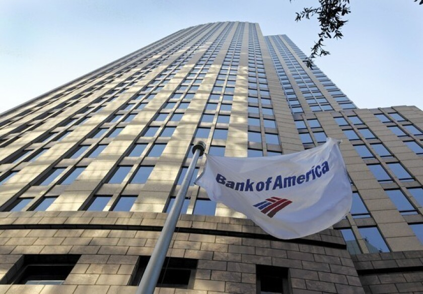 Bank of America is making non-qualified mortgages to the rich and holding the loans as investments rather than selling them. Above, the company's headquarters in Charlotte, N.C.