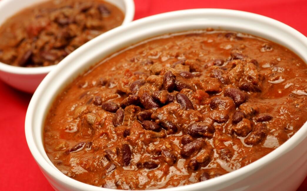 Senator Danforth's chili
