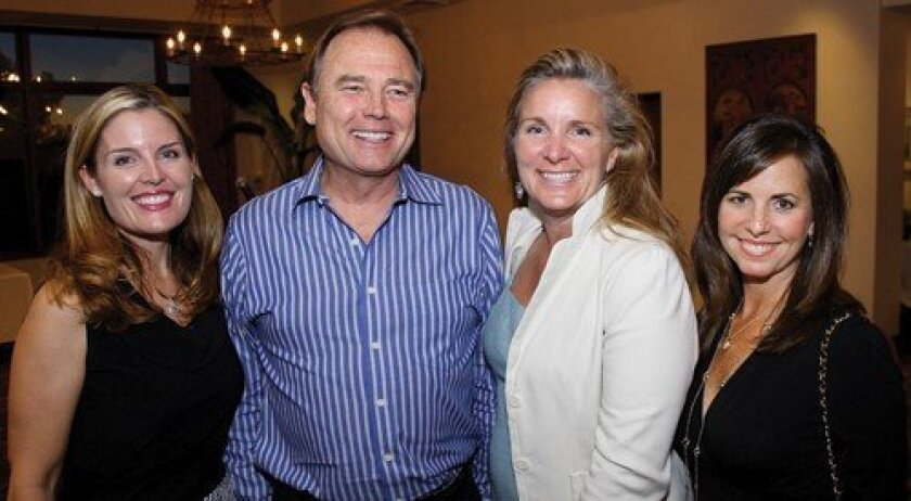 Lauren Reynolds, John Hansch, Erin Weidner, Kim Smart (Photo: Jon Clark)