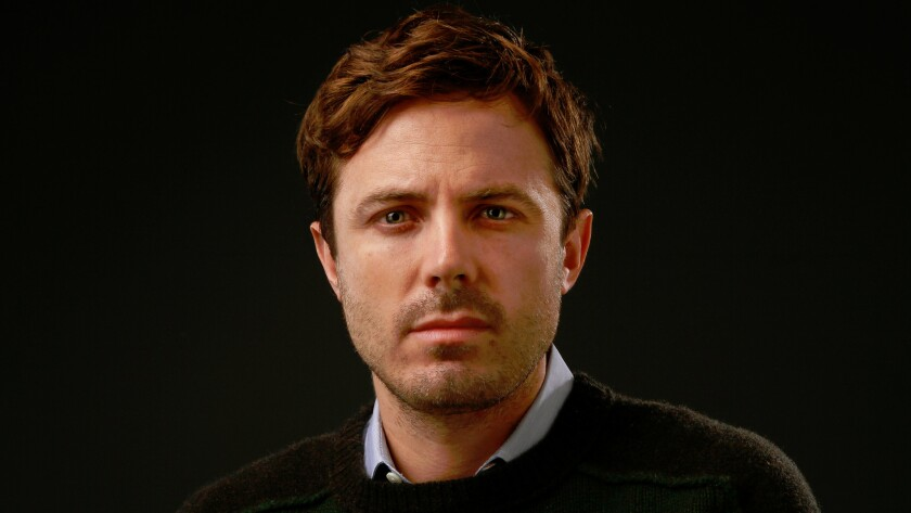 "Casey Affleck, ""Manchester by the Sea"""