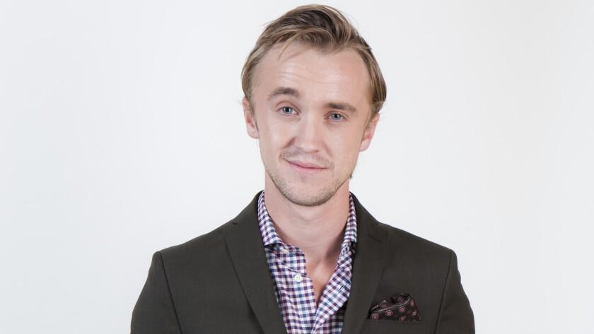 """Harry Potter"" actor Tom Felton in 2011."