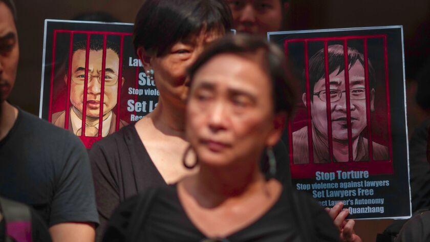 HONG KONG-CHINA-RIGHTS-LAW