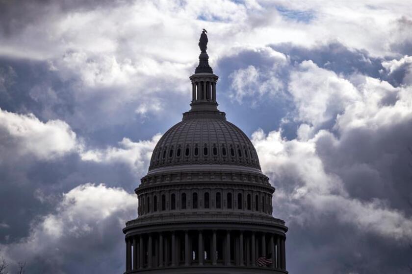 La Cámara de Representantes aprobó hoy una gran reforma sobre cómo el Congreso procesa las denuncias de acoso sexual, una medida destinada a modificar el sistema secreto y complicado implementado durante décadas. EFE/ARCHIVO