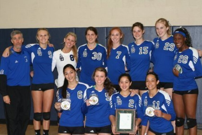 The CIF champion Torreys are headed for the state tournament on Saturday. Photo: Torrey Times