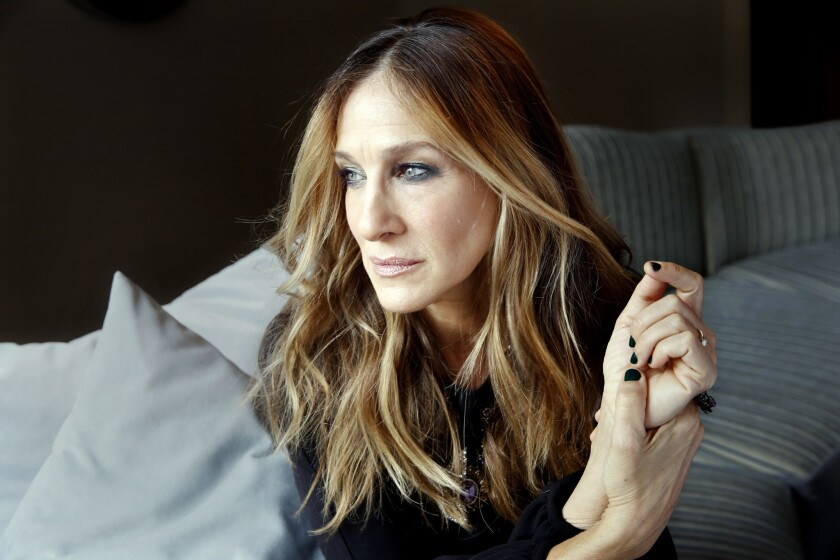 """Sarah Jessica Parker stars in the HBO series """"Divorce."""" Photographed in New York on Dec. 4, 2017."""