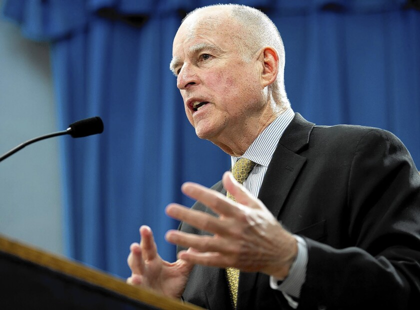 Under a proposal released last week by Gov. Jerry Brown, more money will flow into the teachers' retirement fund to begin closing an estimated $74-billion shortfall.