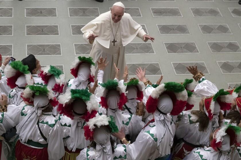 APTOPIX Vatican Pope