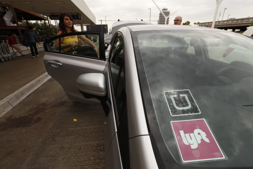The PUC vote gives Uber and Lyft the green light to operate carpooling services such as UberPool and Lyft Line.