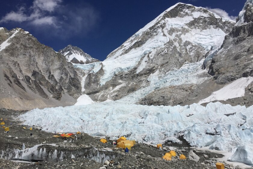 Intrepid Travel offers a 15-day trip to Everest Base Camp in Nepal for less than $1,500 per person on Cyber Monday sale.