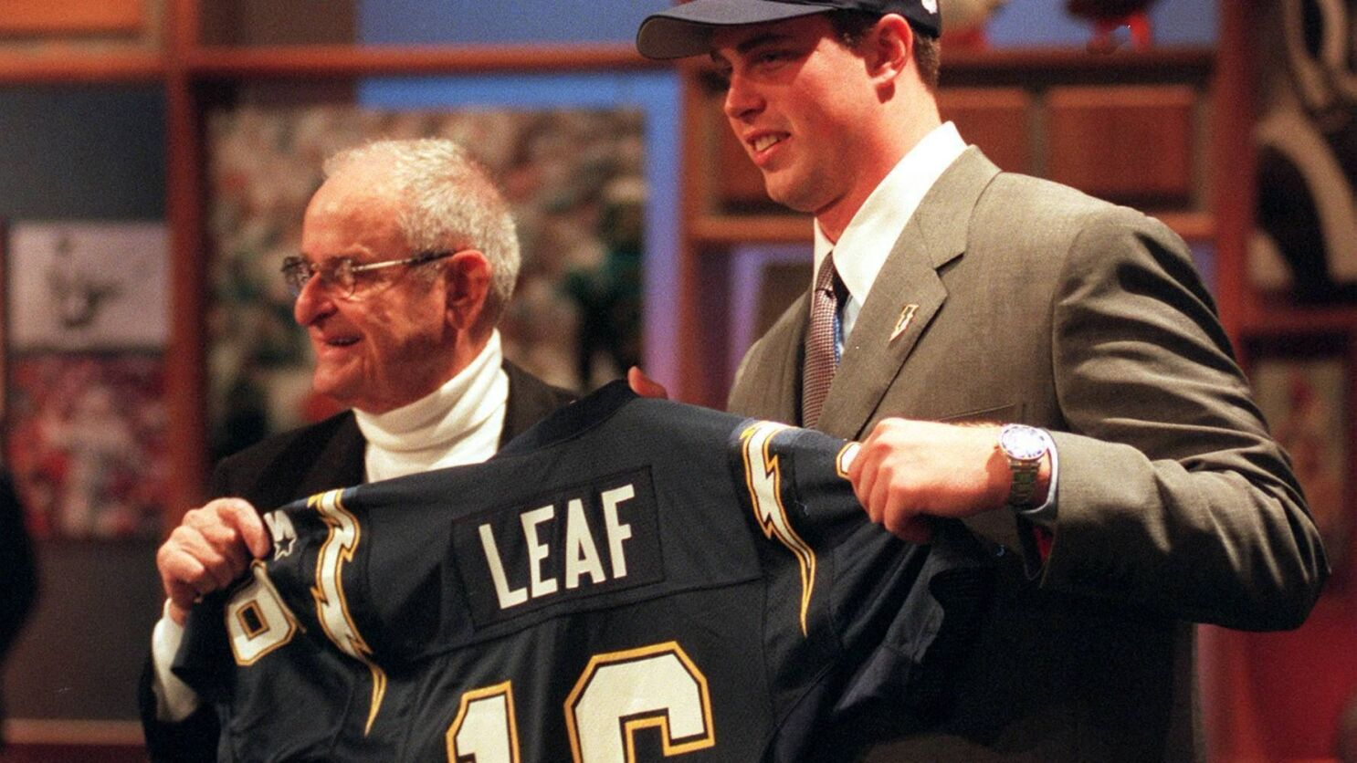 Column: Oy vey: Chargers drafted Ryan Leaf 20 years ago this week