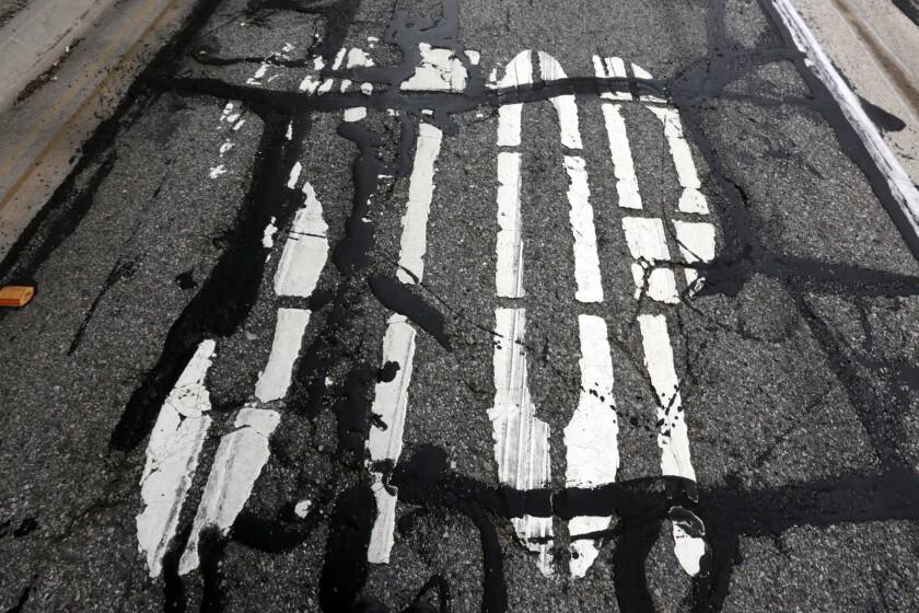 California road repair