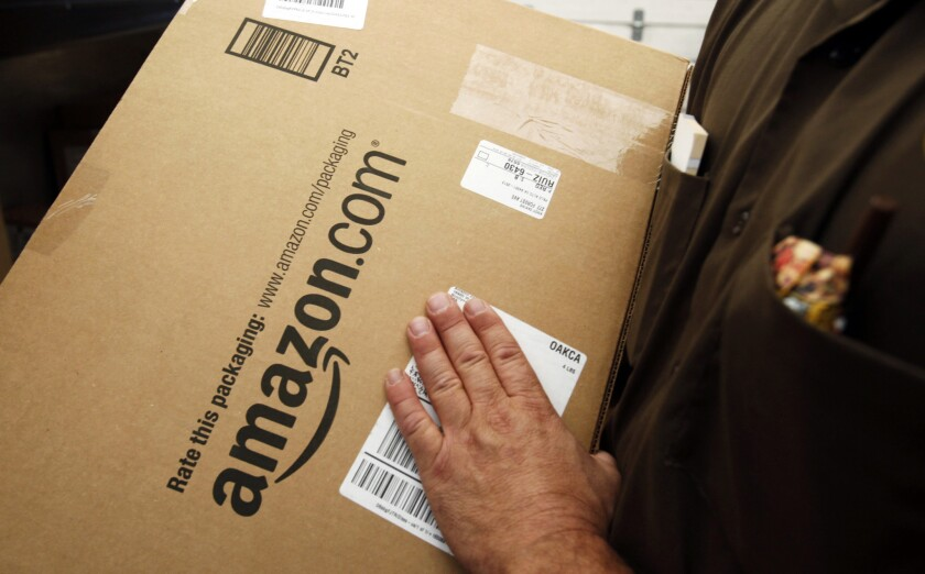 Amazon Prime Now drivers sue over wages