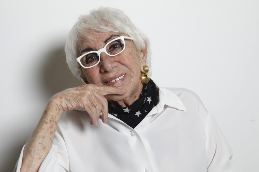 Lina Wertmüller, first female directing nominee, finally gets her Oscar -  Los Angeles Times