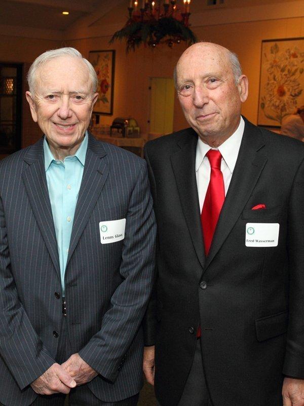 Lenny Glass, Fred Wasserman