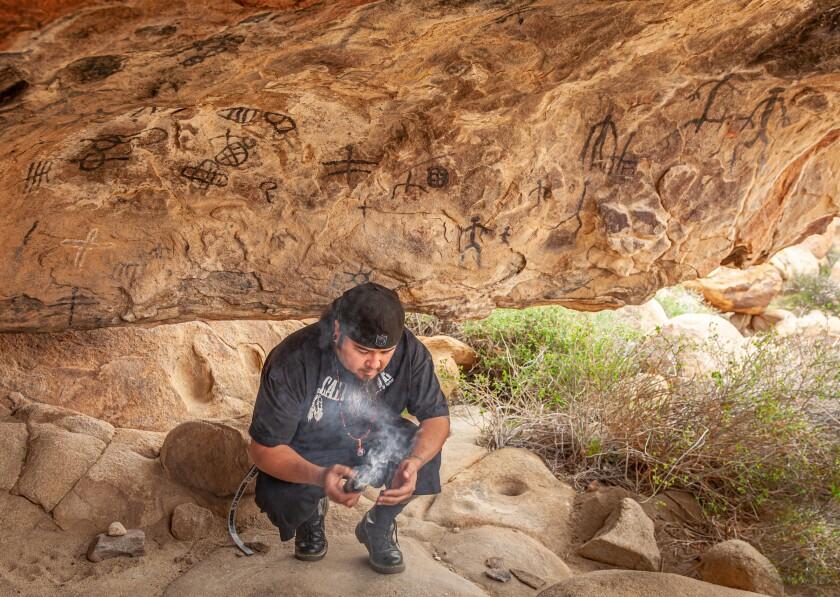 white sage ceremony in cave.jpg
