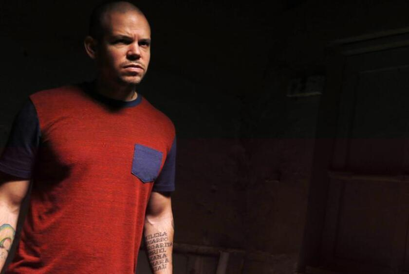 """El rapero puertorriqueño Residente anunció hoy que en enero próximo lanzará el primer sencillo de su primer disco en solitario, """"Residente"""", que contará con la participación de un grupo de músicos siberianos. EFE/ARCHIVO"""