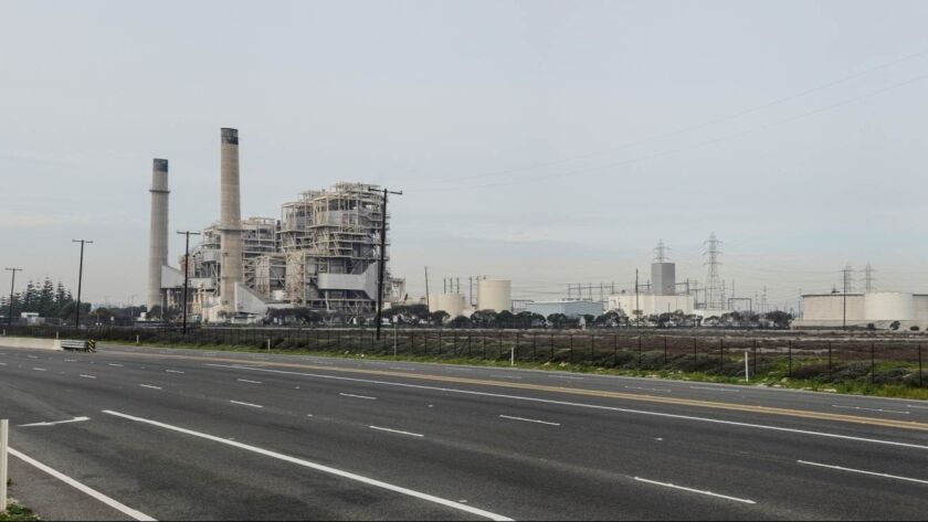 This current AES power plant will be replaced by a smaller, more efficient facility, AES officials s