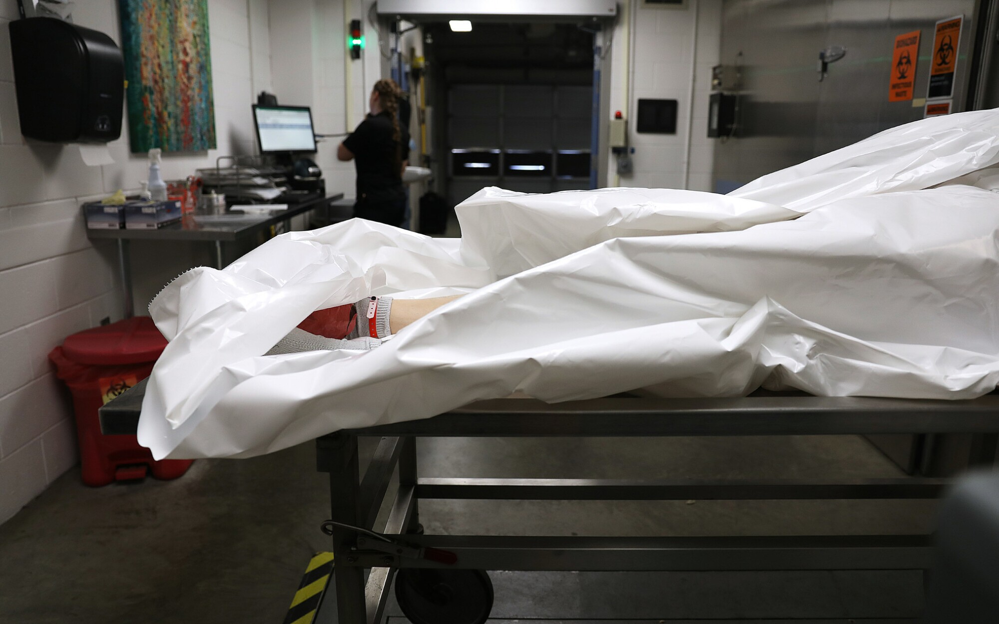 In the rush to harvest body parts, death investigations have been upended  - Los Angeles Times