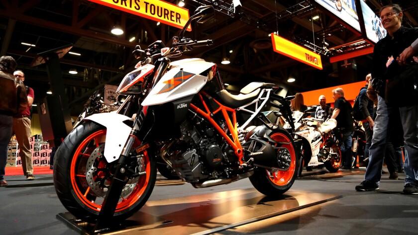 Long Beach Progressive International Motorcycle Show