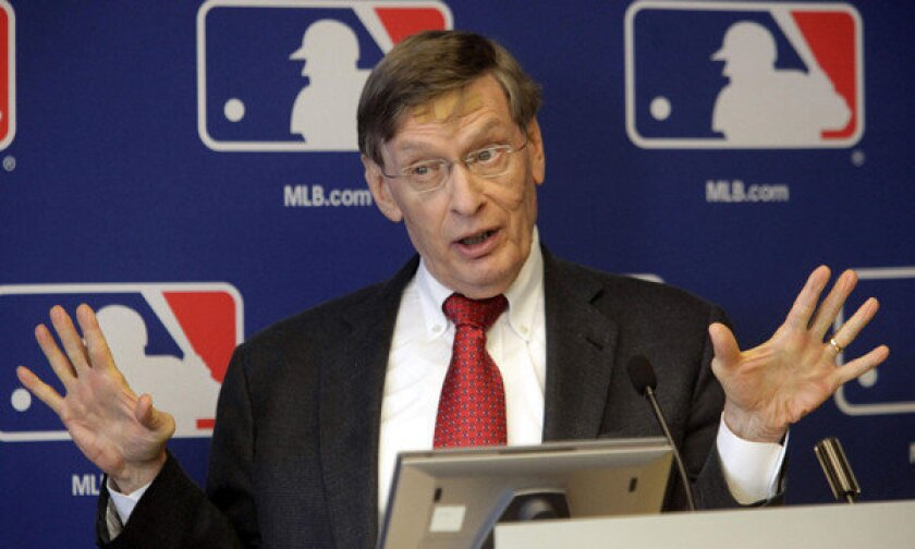 Major League Baseball Commissioner Bud Selig could be compelled to testify if San Jose's lawsuit is allowed to proceed.