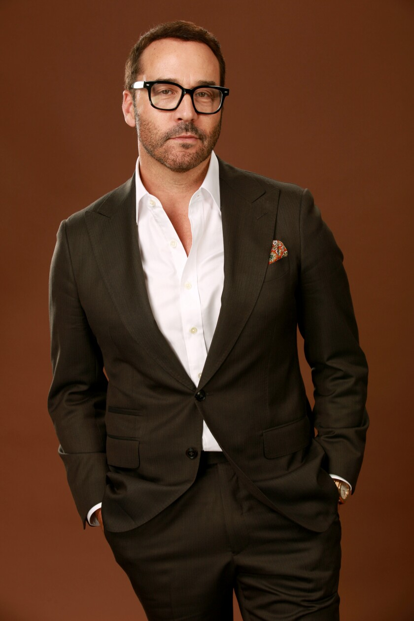A photo of Jeremy Piven