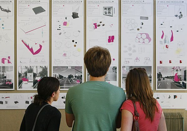 NewSchool of Architecture & Design Student Thesis Show