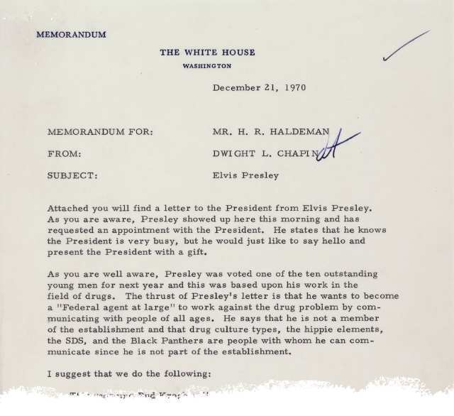 Nixon Presidential Materials Staff