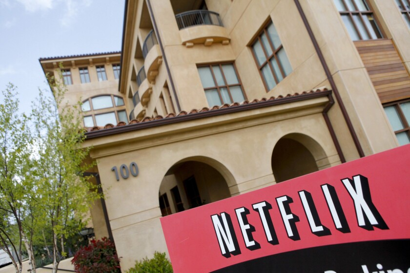 Netflix's tight-lipped culture makes earnings surprises hard