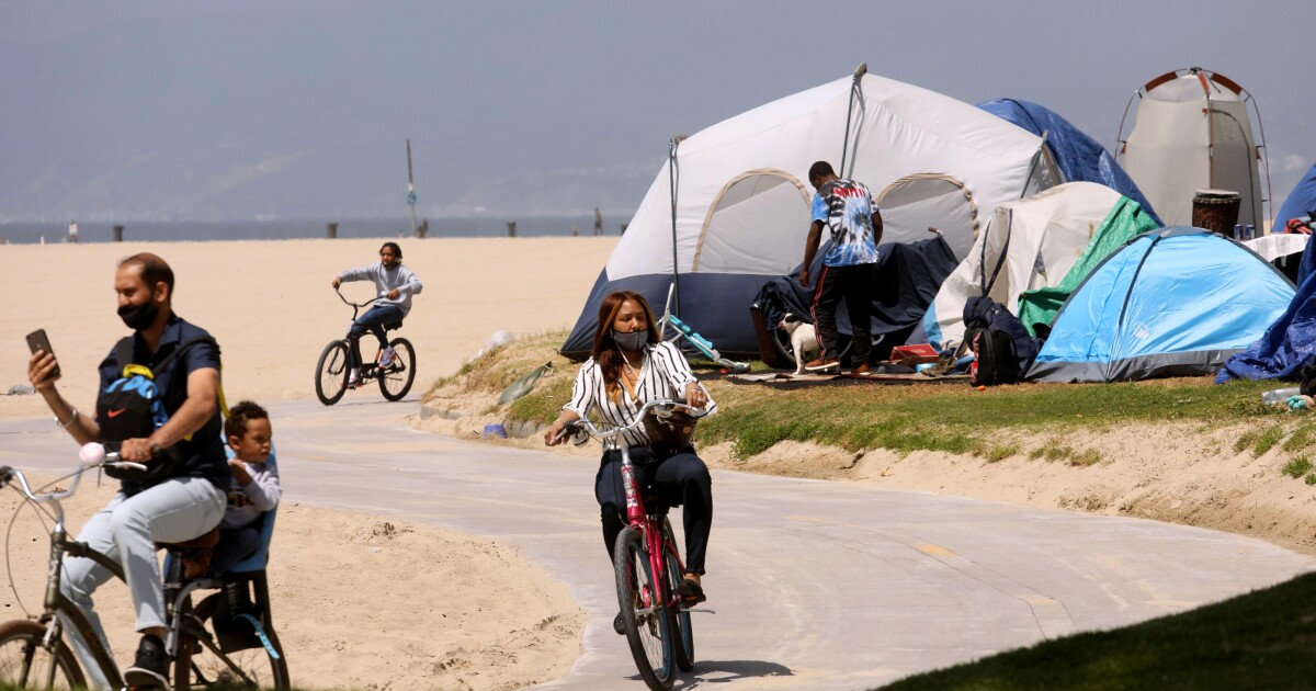 L.A. finalizes its anti-camping law, setting the stage for vote-by-vote enforcement