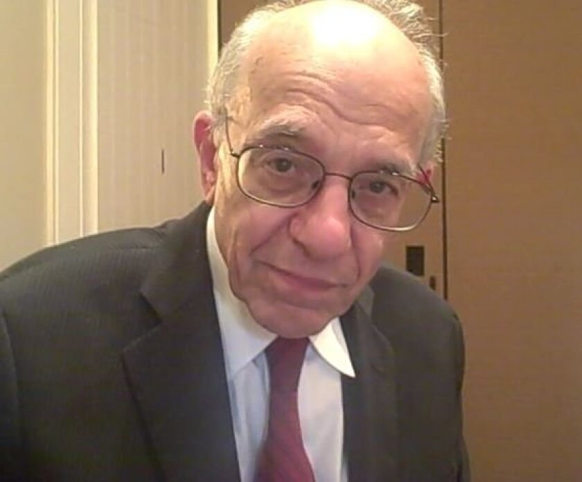 Jeremy Siegel, noted economist and professor at the Wharton School at the University of Pennsylvania, talked to the San Diego Union Tribune about the stock market, oil prices and the presidential race.