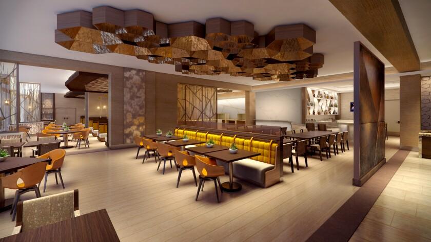 JW Marriott, Anaheim Resort
