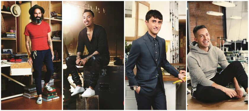 GQ announces best new menswear designers in America for 2013