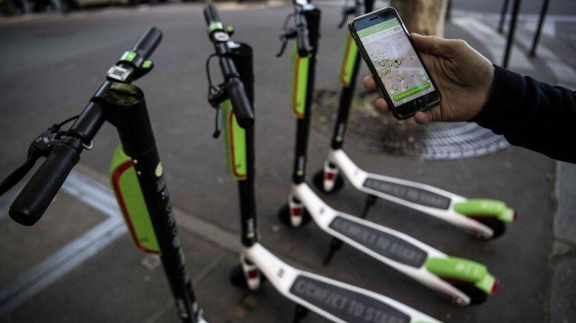 Lime cerró una ronda de financiación de $335 millones y tiene un nuevo socio en Uber.