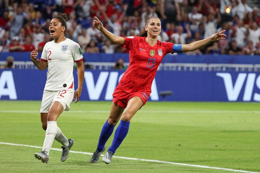 FIFA Women's World Cup 2019, Lyon, France - 02 Jul 2019