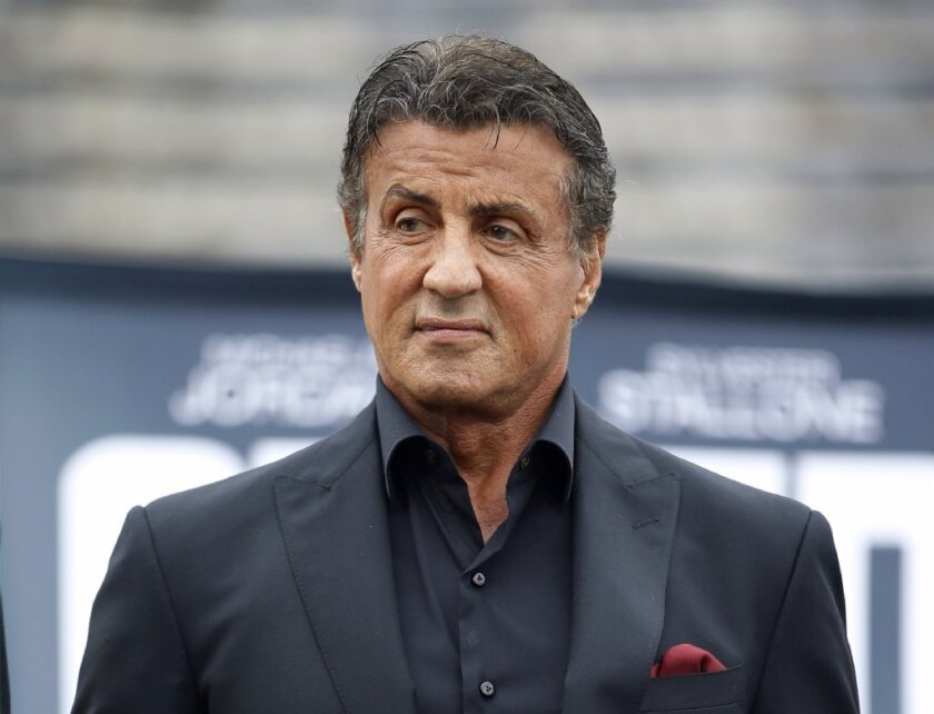 """Sylvester Stallone won the supporting actor Golden Globe as the beloved pugalist Rocky Balboa in """"Creed."""""""