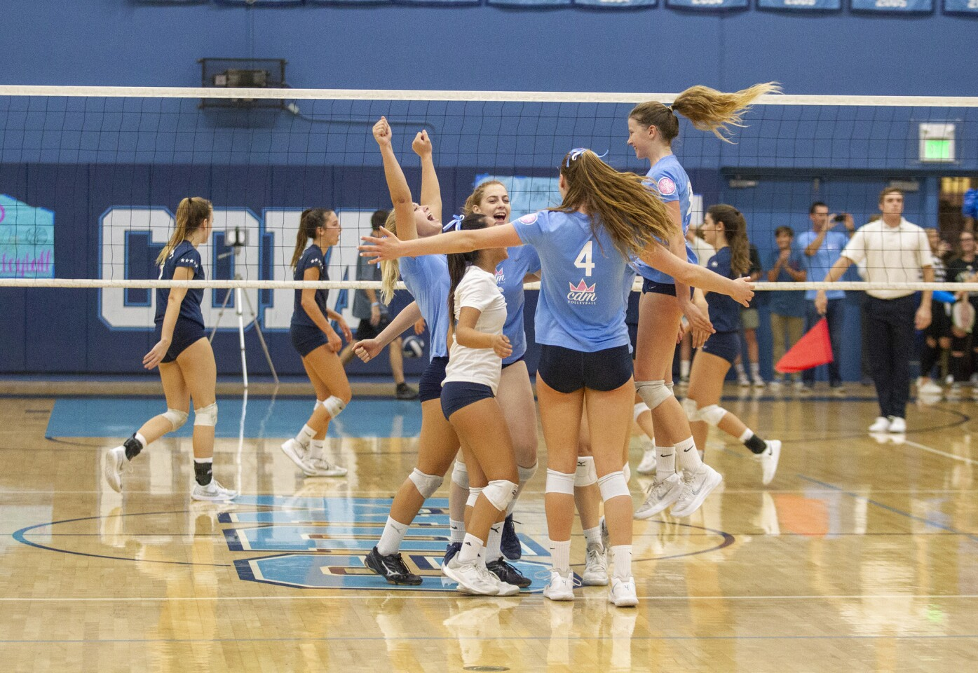 Photo Gallery: Newport Harbor vs. Corona del Mar in girls' volleyball