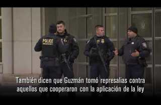 Juez ordena jurado anónimo en juicio de 'El Chapo'
